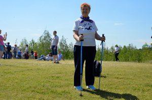Занятия «Московского долголетия» возобновятся в районе. Фото: Анна Быкова