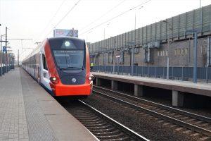 До конца года на МЦД поставят 180 новых вагонов поездов «Иволга». Фото: Денис Кондратьев