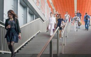 Пассажиропоток МЦК сократился на 69,6 процента с начала 2020 года. Фото: сайт мэра Москвы