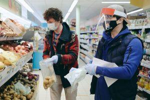 В Москве еще пять магазинов закрыты из-за нарушений масочного режима. Фото: сайт мэра Москвы