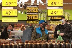 Жителям порекомендовали не покупать товары в несанкционированных точках. Фото: Наталия Нечаева, «Вечерняя Москва»