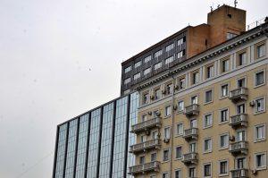 Жилые здания проверили в районе. Фото: Анна Быкова