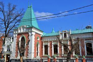 Культурную программу в честь Антона Чехова пройдет в Бахрушинском музее. Фото: Анна Быкова