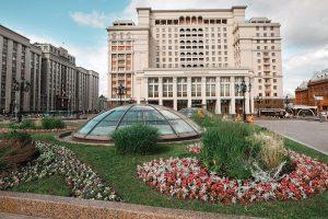 Экскурсию по центру Москвы организуют сотрудники библиотеки №13. Фото: сайт мэра Москвы