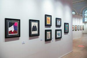 Выставка ко Дню космонавтики завершится в Крокин галерее. Фото: сайт мэра Москвы