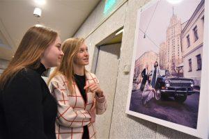 Индивидуальный проект представит студент Школы дизайна. Фото: Александр Кожохин, «Вечерняя Москва»