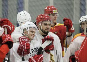 Хоккейная команда Плехановки выиграла матч. Фото предоставили в пресс-службе спортивного клуба РЭУ