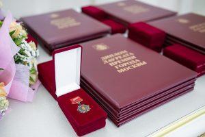 Врач Морозовской больницы выиграл на конференции молодых ученых.Фото: сайт мэра Москвы