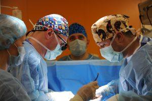 Врачи Морозовской больницы сделали операцию на трахее.Фото: Светлана Колоскова, «Вечерняя Москва»