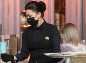 Ресторану Balagan грозит штраф до 1 млн рублей за нарушения мер профилактики коронавируса. Фото: архив, «Вечерняя Москва»