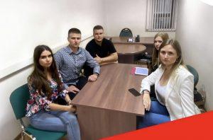 Молодежная палата района обновит состав. Фото предоставили активисты Молодежной палаты