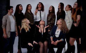 Жюри определило 12 участниц конкурса «Мисс СК» от Плехановского университета. Фото предоставили в пресс-службе спортивного клуба университета