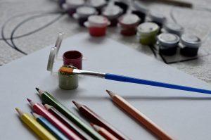 Презентацию детских рисунков опубликовали сотрудники центра «Орион». Фото: Анна Быкова