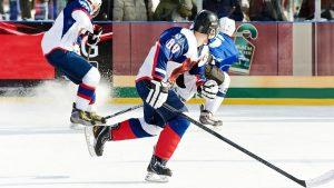 Команда Плехановского университета по хоккею проведет матч. Фото: сайт мэра Москвы