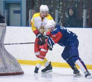Хоккеисты Плехановского университета выиграли матч. Фото предоставили сотрудники пресс-службы спортивного клуба РЭУ имени Георгия Плеханова