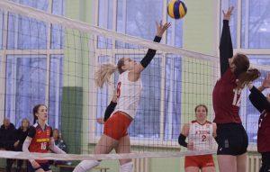 Волейболистки Плехановского университета обыграли соперников. Фото предоставили представители спортивного клуба университета