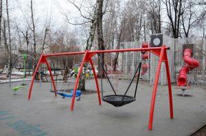 Работы по некоторым площадкам завершат в районе. Фото: Анна Быкова
