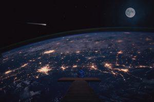 Познавательную программу о космосе подготовили в детской библиотеке №14. Фото: pixabay.com