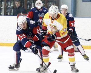 Заключительная игра в первом круге пройдет у хоккейной команды Плехановского университета. Фото предоставили в пресс-службе спортивного клуба университета