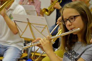 Набор в класс флейты открыт в школе имени Николая Рубинштейна. Фото: Анна Быкова