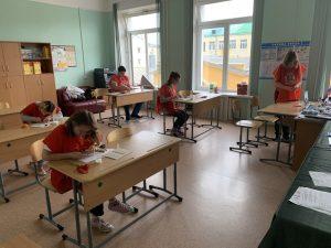 Экзамены состоялись у девятиклассников колледжа малого бизнеса. Фото взято с сайта колледжа