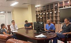 Врачи Морозовской детской больницы представили более 20 докладов на VII Московском съезде педиатров. Фото взято с официального сайта больницы
