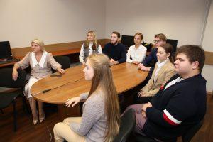 Студенты Плехановского университета Москвы приняли участие в онлайн-проекте «Образование вне границ-2021». Фото взято с сайта высшего учебного заведения